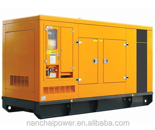 AC Three Phase Output Type 100Kva Diesel Generator Price