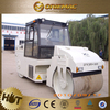 Mechanical Double Drums Self-propelled Vibratory compact Road Roller