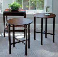 3PCS Folod Wooden tables for wholesaler
