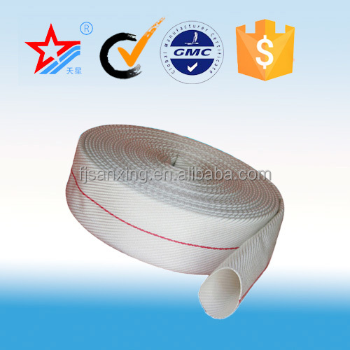 2 inch 51mm PVC lining used canvas fire hose