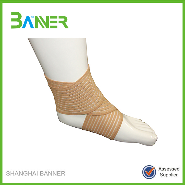 Factory BANNER neoprene ankle foot support compression wrap