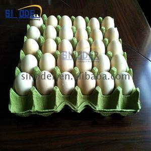 Easy Operation pulp egg tray making machine india With China Factory