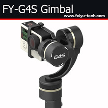 3 Axis handheld brushless gimbal for action cam