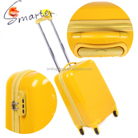 Well Designed PC and ABS Hard Trolley Luggage