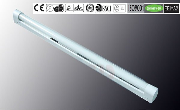 B IP20 T8 strip light fixtures ISO9001/CE/ROHS/GS/BSCI professional factory t5 fluorescent tube light fittings
