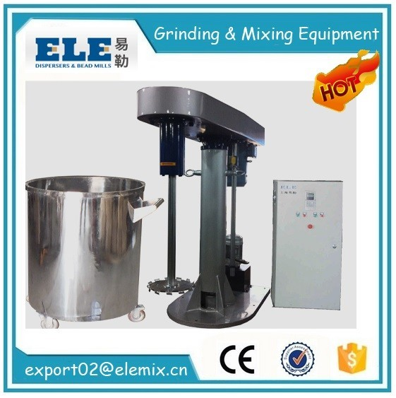 Homogenizer Type and New Condition Chemical Cosmetic Mixer For Paint Disperser Liquid Soap Making
