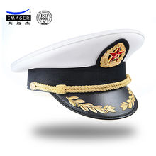 High Quality navy military officer caps for sale