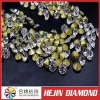 SS9/SS9.5/SS12 hot fix rhinestone glass chaton stone for women crystal shoes trimming