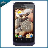 Original lenovo P700i Phone 4.0inch IPS Touch Screen MTK6577 Dual Core Android 4.0 WIFI GPS With Russian