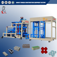 Hydraform Automatic Cinder Blocks Making Machine For Sale