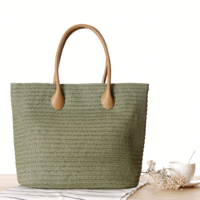 Natural Philippine Straw Bags