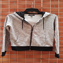 Stock clothing inventory clearance clothing high quality lady varsity jacket
