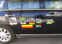 flag printed bumper/front/window sticker(M-B16)