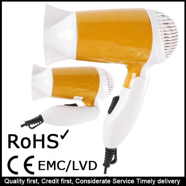 Fashion Foldable Household Wholesale Hand Held Hair Dryer