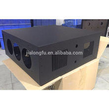 Metal electrical box custom made cold rolled steel enclosure aluminium sheet metal box