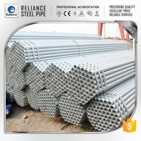 PRE GALVANIZED ROUND SECTION ASTM A53 GRADE B STEEL PIPE DISTRIBUTOR