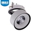 Warm White Wifi Dimmable Double Heads CE ROHS 20W 220V 2500K LED Track Lights