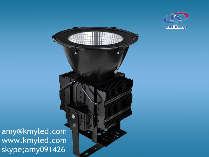led basketball court light led high bay hanging lights 500w indoor/outdoor CE & RoHs and warranty 5 yesrs
