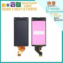 cell phone accessories wholesale for Sony xperia Z1 MINI lcd