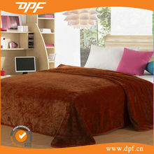 Wholesale cheapest Hotel bedding sets comfortable pure handmade Wool terry Blanket