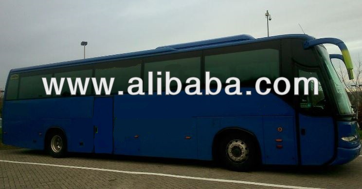 USED COACH BUS MERCEDES OC 500