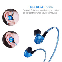 2016 New EL light up glowing flashing Noise Cancelling Headphones w/ Microphone,Wireless Bluetooth Earbuds Headset Earphones