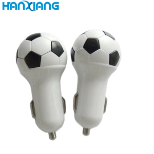 Football usb wall charger EU US folding plug usb 5v 1a wall charger for iphone