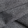 New jacquard Polyester linen fabric upholstery woven fabric for sofa & office chairs wholesaler