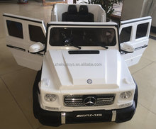 Mercedes Benz G65 AMG Ride on Car, RC Battery Powered Baby Car with CE
