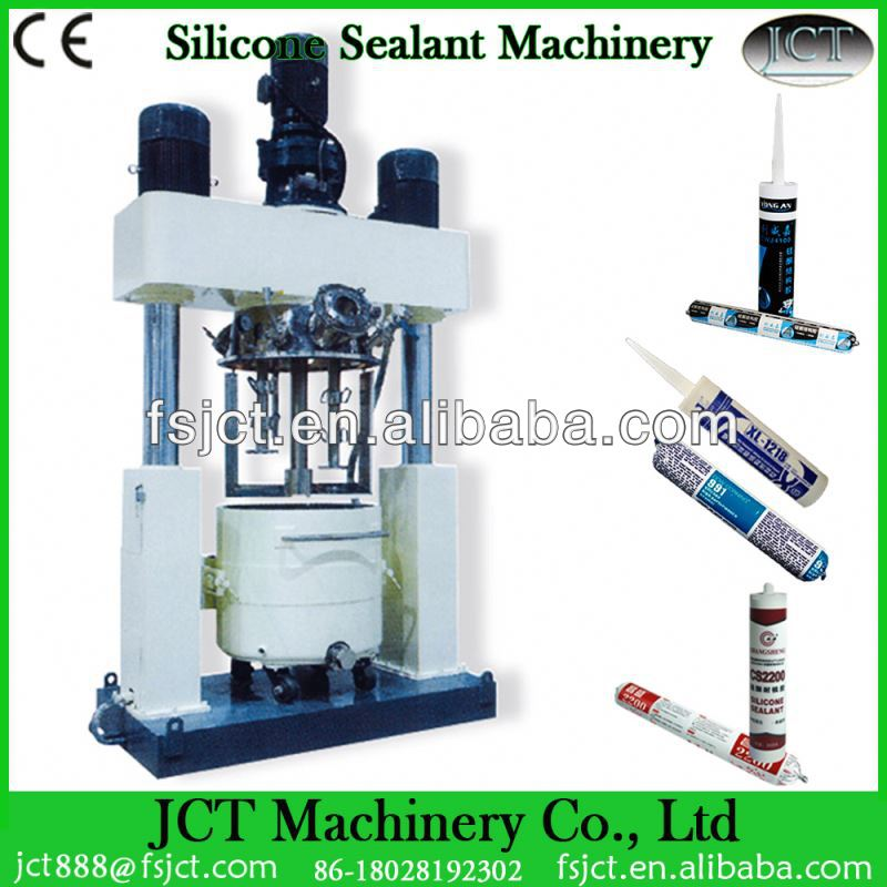 siliocne sealant ge making machine