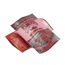 custom biodegradable cool dry beef jerky bag manufacturer