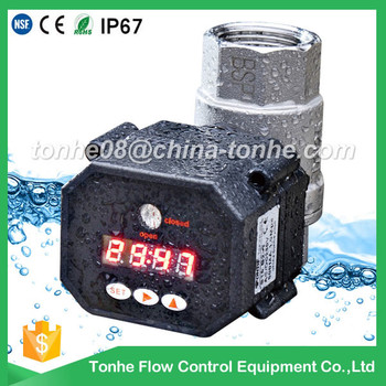 "3/4"" SS304 drain valve, electric automatic water timer control valve"
