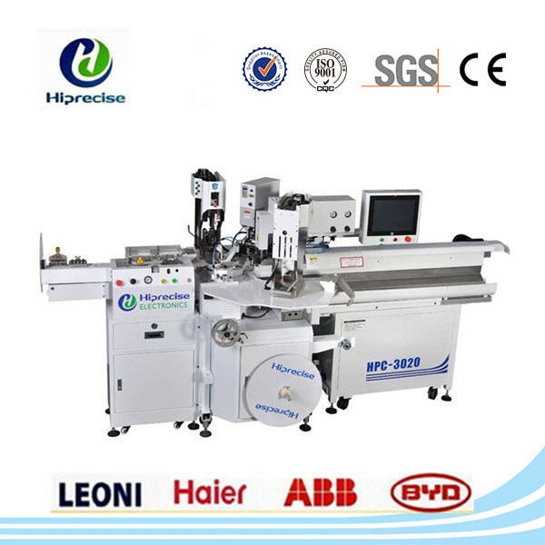 Enamel wire Stripping Machine Pneumatic Cable Cutters