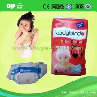 Dubai Wholesale Market Distributor Sleepy Baby Diaper