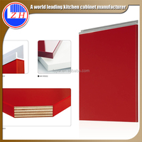 2015 mdf laminate new swing door filing cabinet mini kitchen cabinet apartment (zhuv)