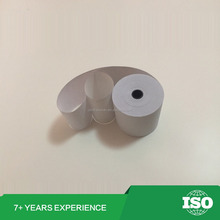 76mm bond 2ply thermal paper ncr atm paper roll