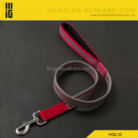 2014 unique products reflective nylon dog leash for Germany dogs