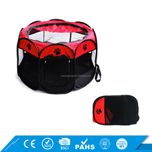 Wholesale Pet Cages Portable for Travel Foldable Adjustable Dog Crate Playpen