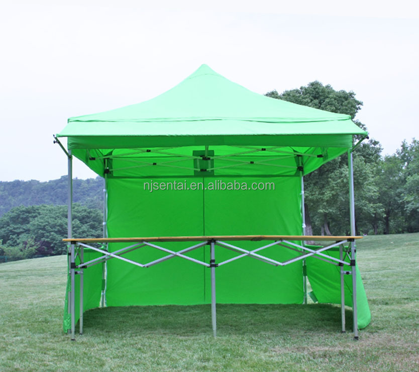 3X3M 2015 Chinese Factory New heavy duty aluminum outdoor folding tent party tents china