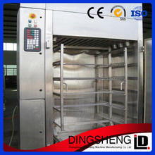 Good meat smoked machine/fish smoking oven/chicken smoke house for sale