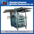 Weather-proof Double Vacuum Transformer/ Insulating oil purifier ZYD