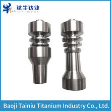 Titanium Chess Set 4in1 Nail (14mm/18mm)