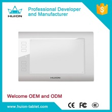HUION H58L Digital USB Animation Led Pen Graphic Drawing Writing Tablet Portable Electronic Digital Graphic Drawing Tablet