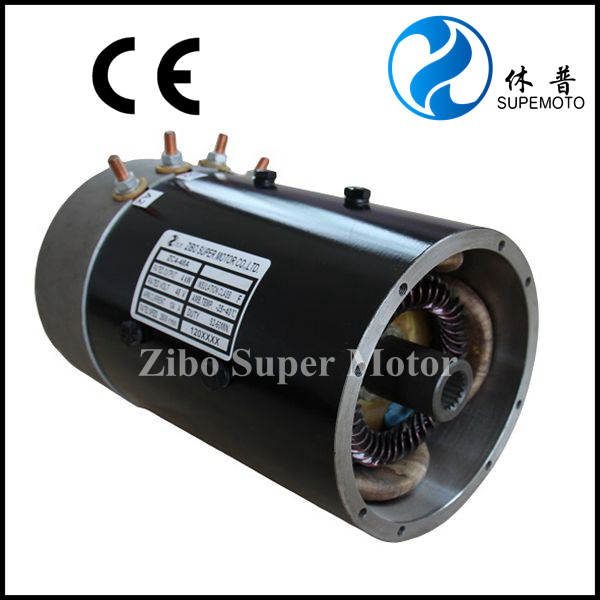 electric motor application low speed vehicle, golf cart
