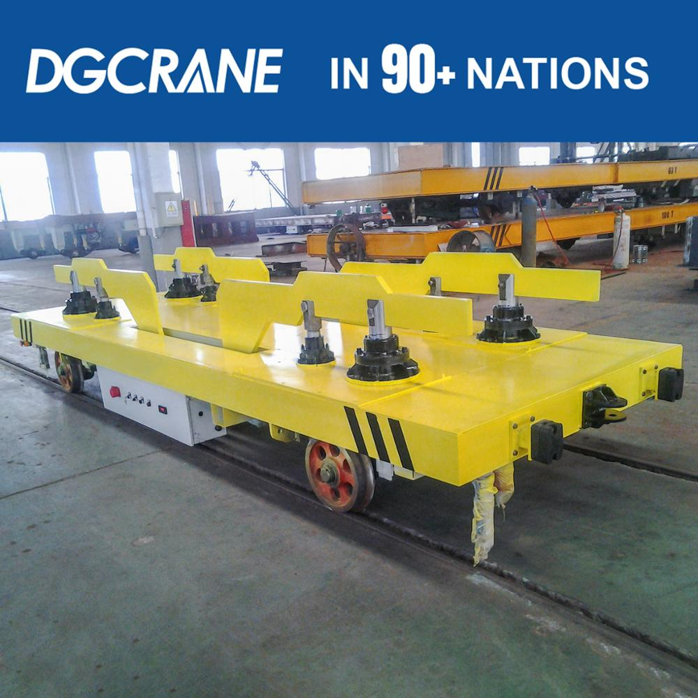 Heavy Duty Slag Transfer Car As Conveyor System For Car