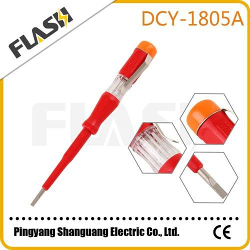 Professional Customization Electric Pen Tester Pocket Clip Voltage Detectr