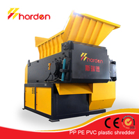High Efficient PP PE PVC Film Plastic Shredder