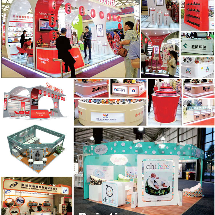 china portable aluminium exhibition display, exhibition display system from Shanghai Factory 03