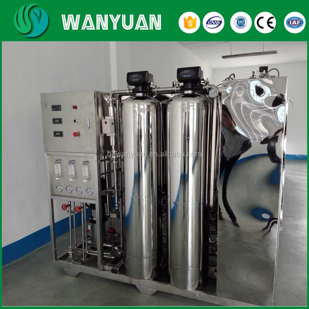 High quality RO membrane filter/water filtration plant/salt water to drinking water machine