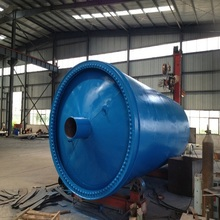 High oil rate continous waste tyre to diesel oil pyrolysis plant
